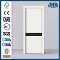 JHK White Color PVC Wood Door