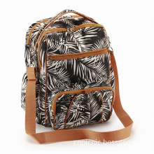 Backpack Chevron Baby Diaper Bag with Shoulder (CA1553-2)