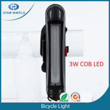 Best Price for for USB LED Bike Lamp Rechargeable Bicycle Front COB LED Light supply to Central African Republic Suppliers