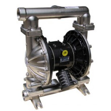 Pompe à membrane à air comprimé en acier inoxydable de 1,5 pouce