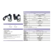 Válvulas solenóides pneumáticas série 3V2 ESP
