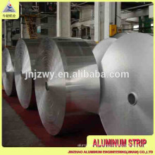8011 aluminum alloy mill finished surface strips for outside insulation usage