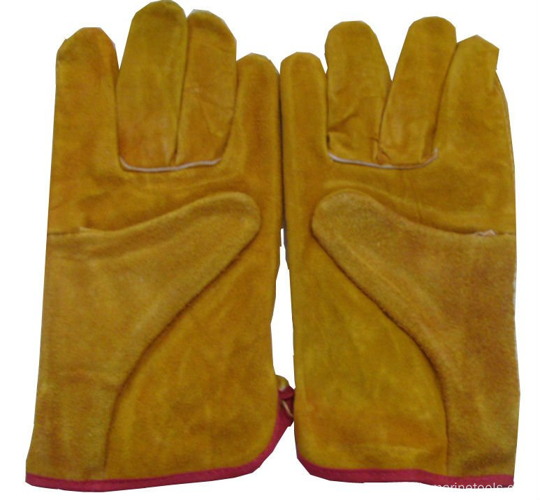 Calf Skin Working Gloves