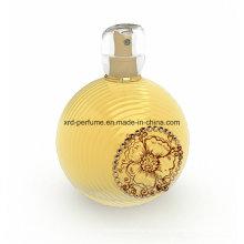 Perfume de mujer y hombre en botella de perfume agradable de la fragancia