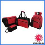 Wholesale toiletry/shoulder/backpack bag kit set