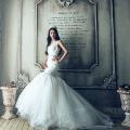 Vestido de noiva de alta qualidade