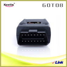 OBD GPS Tracker with Collision & Vibration Alarm