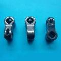 Plaque en céramique de zircone noire industrielle usinée ZrO2