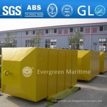 Buque flotante de defensa de barco de espuma de poliuretano marino