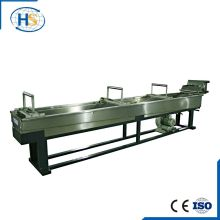 Twin Screw Extrusion Water Bath pour refroidissement Plastic Strand