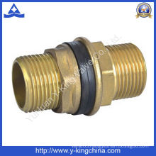 Brass Tank Connector with Male Thread Ends (YD-6020)