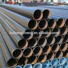 Präzise kalt gezogen nahtlose schwarze Kohlenstoff Stahl Rohr Wasser / Öl / Gas-Rohr
