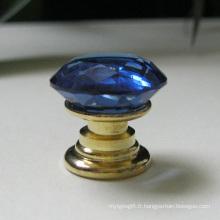 20mm bleu verrerie décor matériel meubles accessoires
