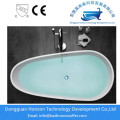 Acrylic standard bathtubs with high quality