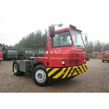 4X2 Terminal Tractor Truck Sinotruck HOWO Tractor Truck Engineering Vehicle Trailer