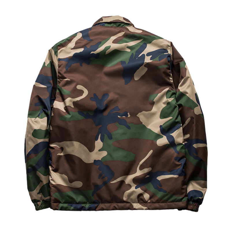 Coaches Quilted Jacket