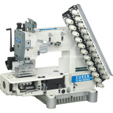 Zuker Multi Needle Zk-008-13032p 13 Needle Free Needle Position Sewing Machine (ZK-008-13032P)