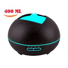400ml Scent Ultrasonic Aroma Diffuser Humidifier No Filter