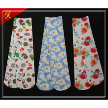 Custom Made Picture Printed Polyester Sock Manufacturers