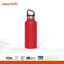 Nova garrafa de água potável de aço inoxidável
