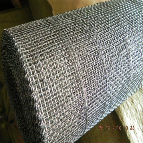 Iron Crimped Mesh