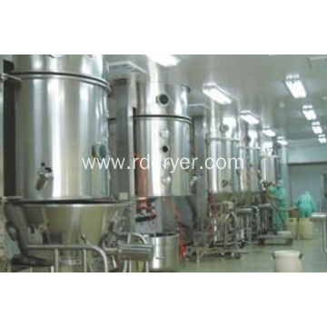 FL Fluidized Bed Granulator, Mini Fluid Bed Granulator Machine for Food Medicine