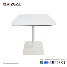 ORIZEAL Modern Design Square Reception Table