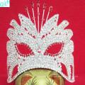 Petite couronne de masque magnifique