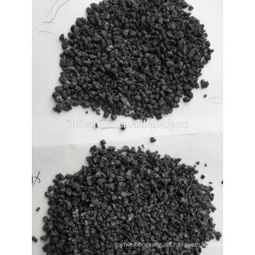 GPC S0.05% 1-5mm Graphitized Petroleum Koks / Graphit Recarburizer / Graphit Kohlenstoff-Additiv