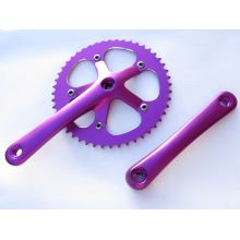 Fixed Gear Bicycle Chainwheel Alloy Chainring