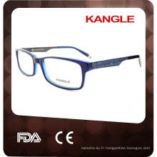 2017 Nouveaux cadres optiques d'acétate, Optical Eyewear fashionRB5298