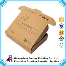 Soem-Auftrag-kundenspezifischer Kartonkraftpapierkasten-Dia öffnen Kasten