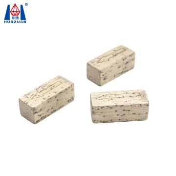 Huazuan new formulation diamond segments for 1600mm cutter blade cutting marble