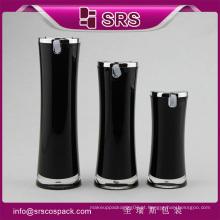 China amostras grátis 15ml 30ml 50ml bela cor plástico loção bomba