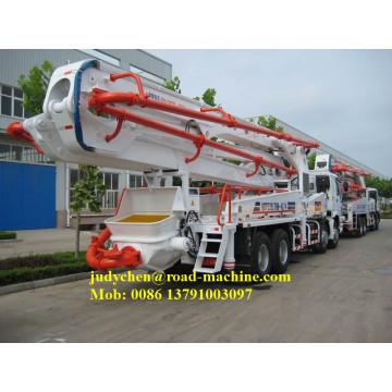 Camion pompe à béton à flèche en béton XCMG 47m