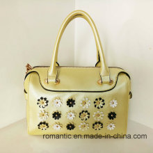 Popular Lady PU Handbags Hot Selling Women Bolsa de mão de couro (LY060239)