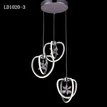 K9 led creative used hotel chandelier dining