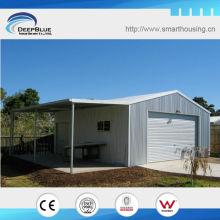 2 seat car shed
