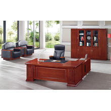 ISO Standard Meubles Bureau Hard Wood Office Manager Table