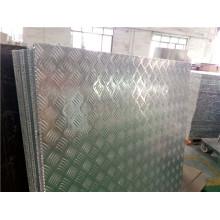 Противоскользящие алюминиевые панели сотового этажа