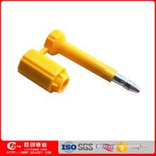 Selo mecânico de alta resistência do parafuso do recipiente do Pin e do tambor de aço