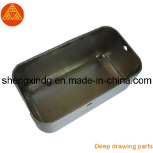 Stamping Metal Box Cover Shell (SX083)