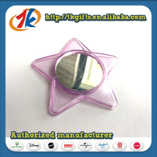 Wholesale Plastic Lovely Star Shape Mirror Toy