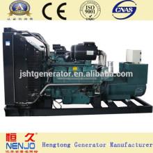 Nuevo tipo! 50hz Wudong 550kw Diesel Generator Set