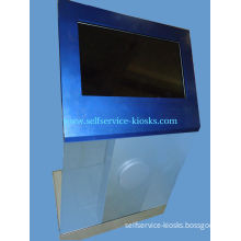 Dust-proof Touch Screen Digital Signage Kiosk , Interactive Access