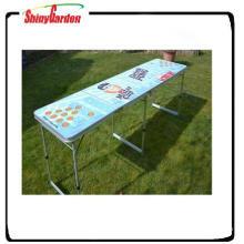 Mesa plegable para mesa de cerveza al aire libre
