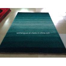 Polyester Shaggy Teppiche mit Farbverlauf