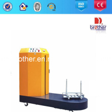 Máquina de embalagem para bagagem do aeroporto MB200