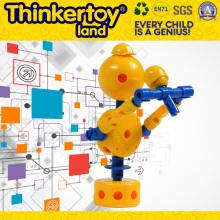 Plastic Educational Building Block for Children