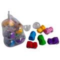 Хорошее качество Пластиковые игрушки вытяните назад автомобиль для детей